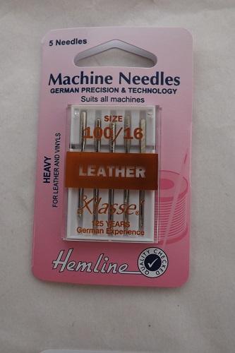Klasse Leather 16