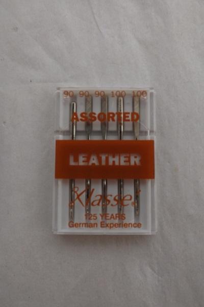 Klasse assorted leather