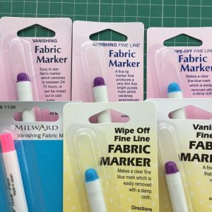 Markers Pens and Pencils Quilting or Sewing