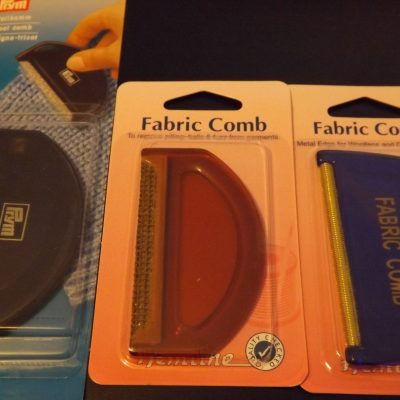Fabric comb all types