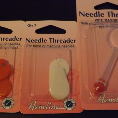 Needle threader all