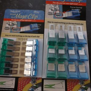 Big Magic Clip Large and Small 12 piece pack