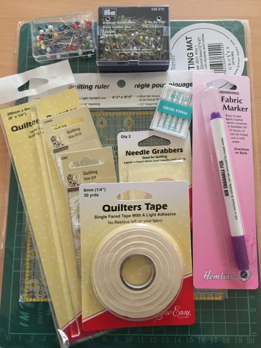 Quilting Bundle all