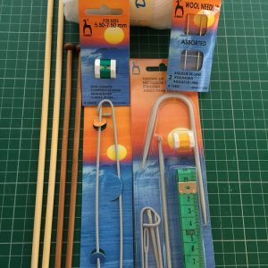 "Knitting tool ""Try it now"" bundle"