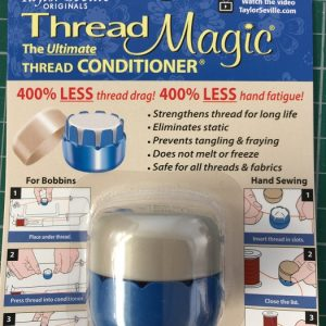 Ultimate thread conditioner by Thread Magic for hand or machine sewing