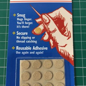 Thimbles – protects your finger Ergonmic, ThimblePads Thimble it