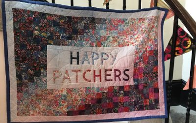 Happy Patchers Quilting Exhibition