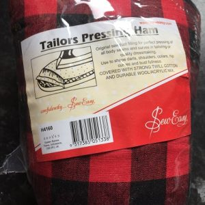 Pressing Roll and Tailor's Ham by Sew Easy