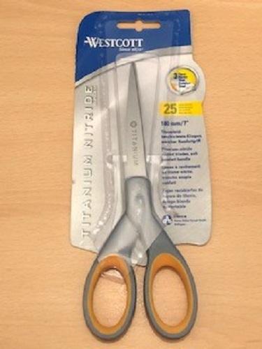 Laceymays Haberdashery Westcott 7 inch Scissors