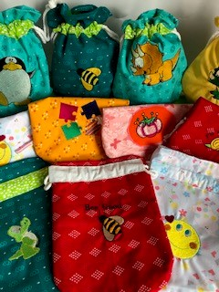 LaceyMays Haberdashery Dolly Bags